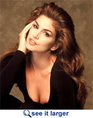 Cindy Crawford Cellulite