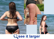 Jennifer Love Hewitt cellulite reduction
