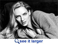 Uma Thurman Cellulite